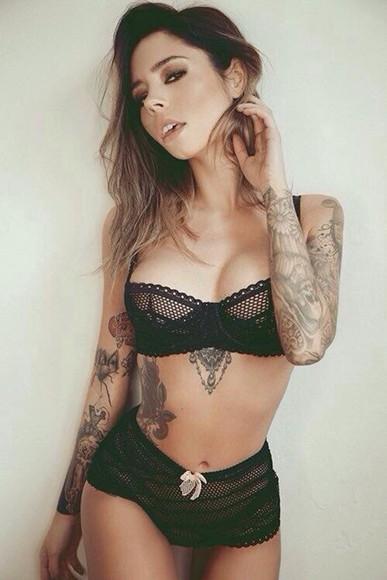 mesh underwear lingeriè sexy