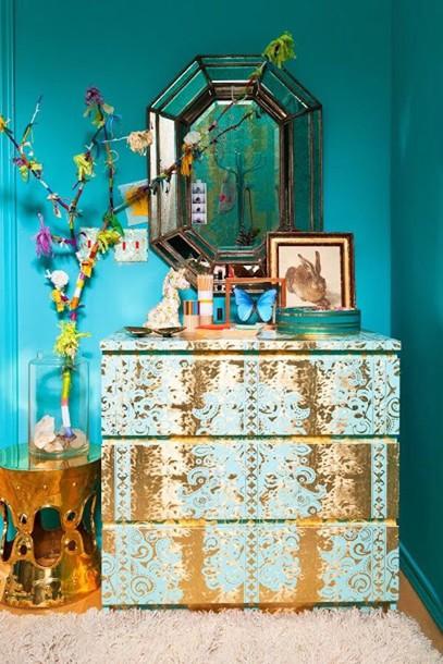 Home Accessory Home Decor Vintage Oriental Wardrobe Vintage Decor Wheretoget