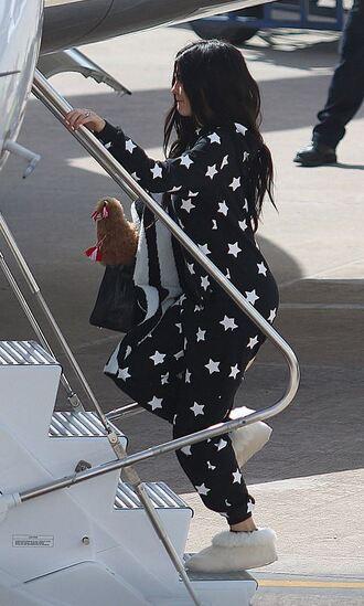 jumpsuit onesie kylie jenner kardashians pants top stars