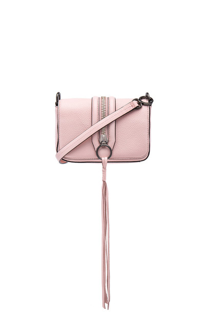 Rebecca Minkoff mini bag crossbody bag blush