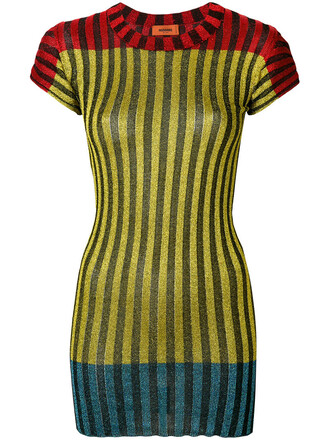 dress bodycon bodycon dress women yellow orange