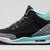 Air Jordan 3 GS - Bleached Turquoise - KicksOnFire.com