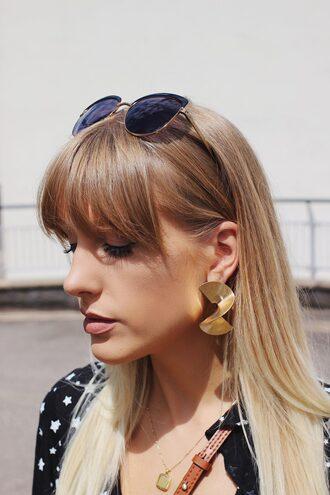 jewels tumblr jewelry accessories accessory earrings sunglasses