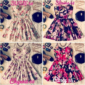 Order bustier dress