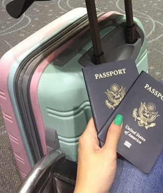 bag suitcase