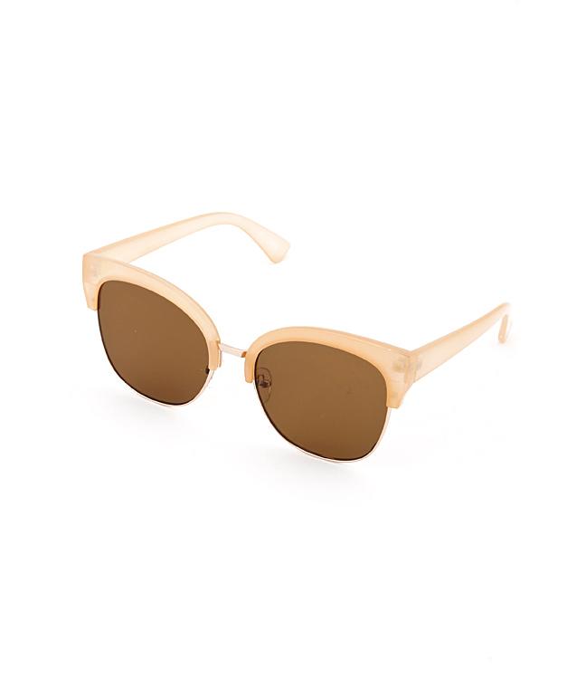 Glasses Frames Katy Tx : Katy Catmaster Half Frame Sunglasses