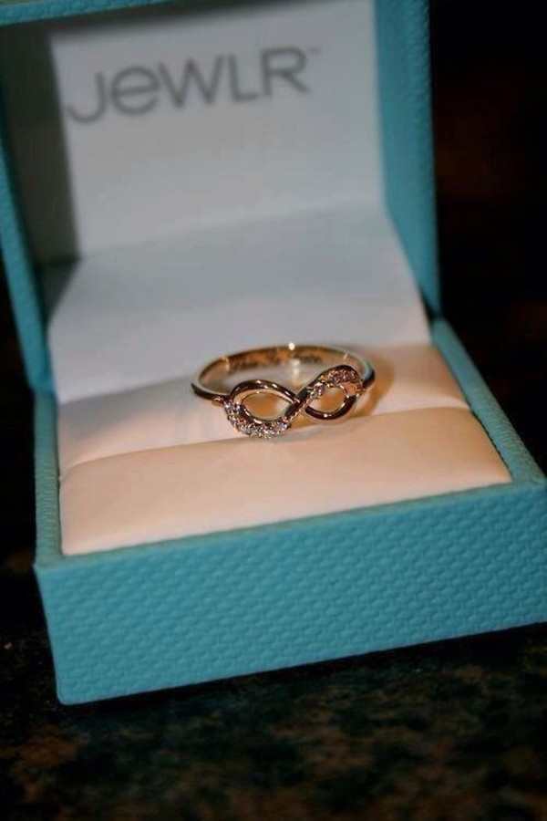 jewels ring infinity