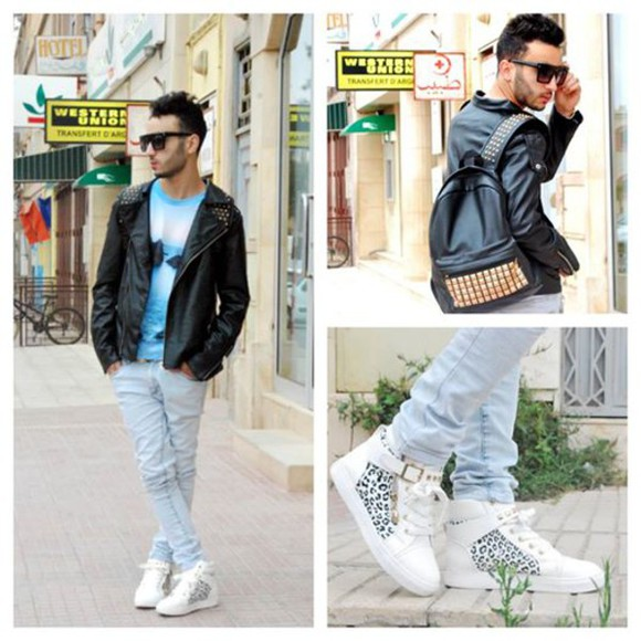 lookbook blogger swagg sunglasses jacket lookbookr follow4follow newfrog dresslily wcsunglasses 3dsweater martofchina.com sheinside