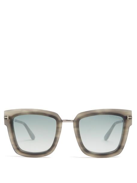 Tom Ford Eyewear sunglasses grey