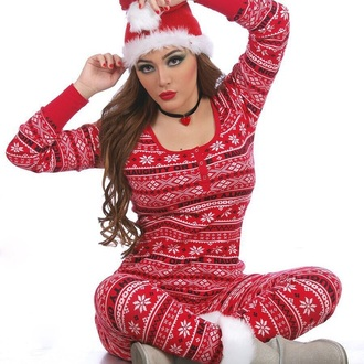 pajamas naughty or nice christmas christmas pajamas christmas leggings christmas pyjamas home girl pajamas sexy