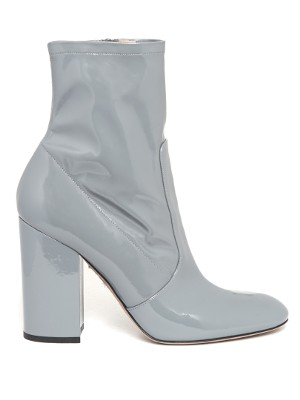 faa2a72120c Block-heel patent-leather ankle boots | Valentino | MATCHESFASHION.COM US