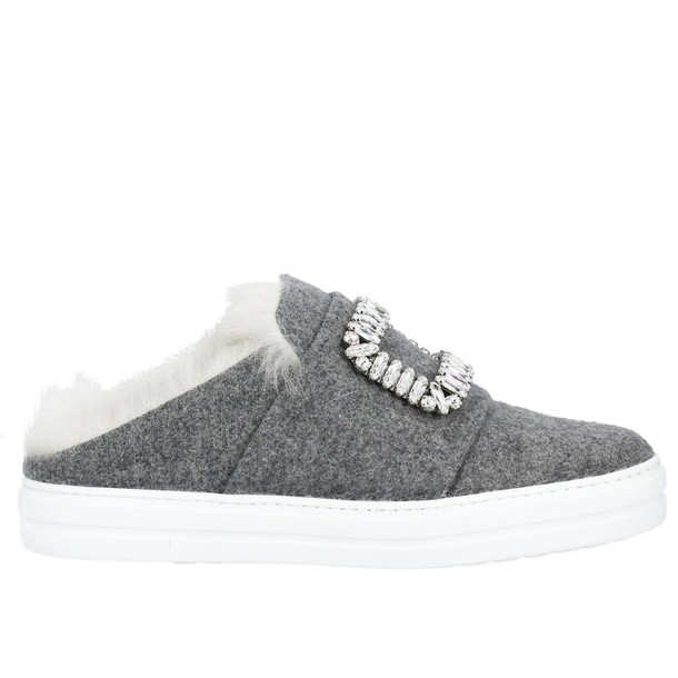 women shoes grey