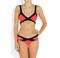 Colored bikini