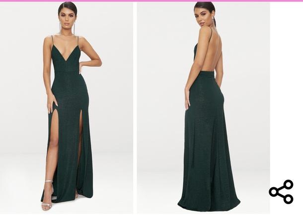 dress, maxi, prom, love, green, emerald green prom dress, prom dress ...