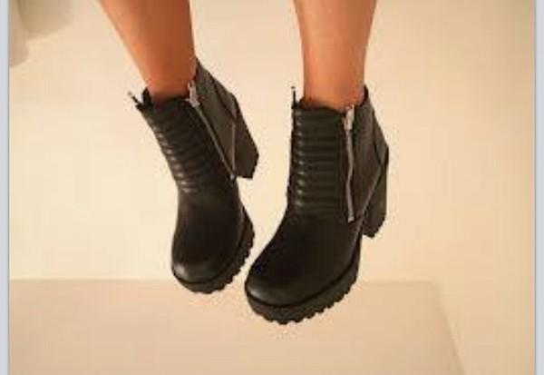 shoes beautiful black