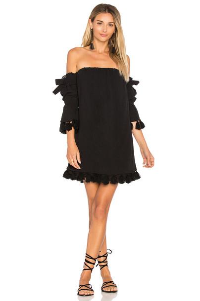 Misa Los Angeles dress black