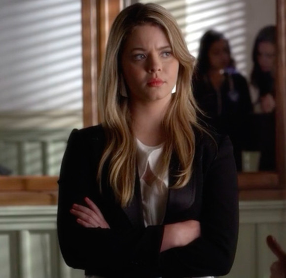 pretty little liars top ashley benson alison dilaurentis