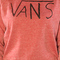 Vans crewneck in red : karmaloop.com - global concrete culture