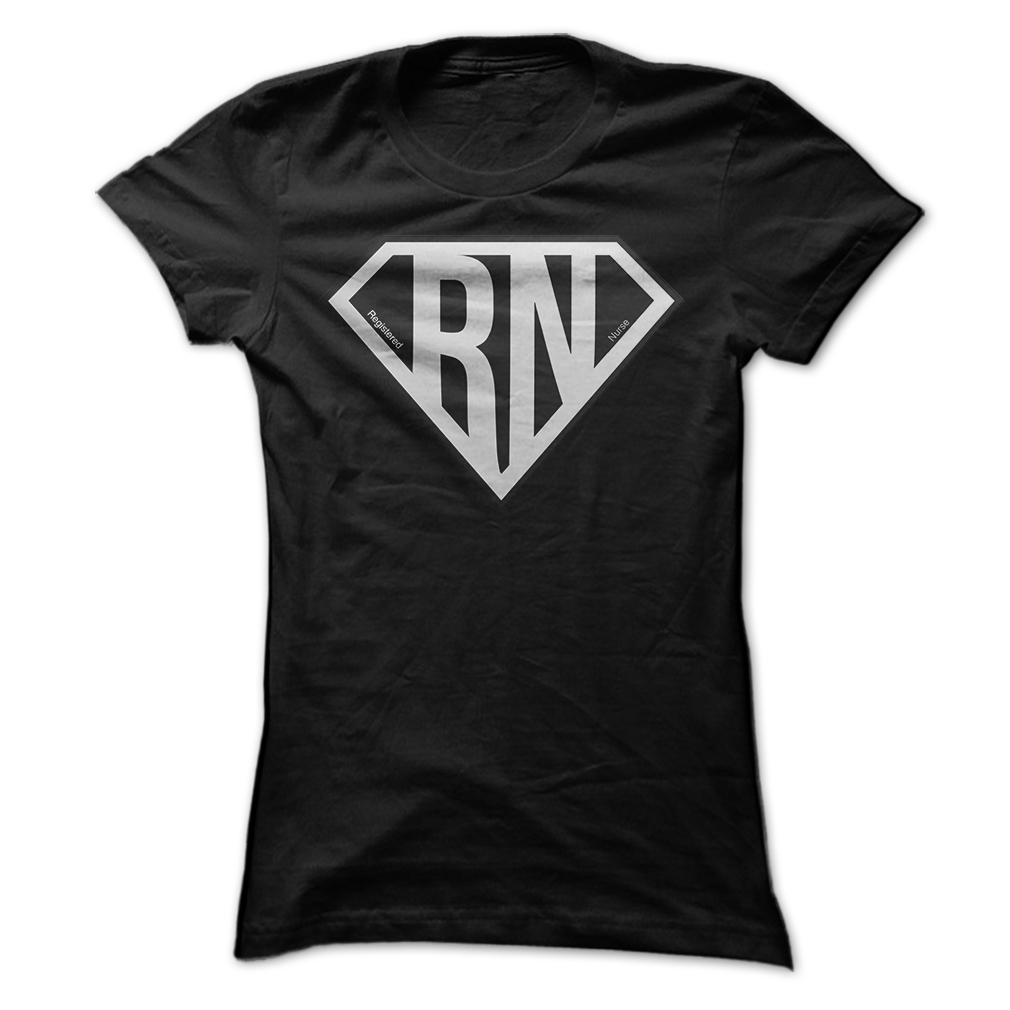 Registered Nurse Funny T-Shirt & Hoodie