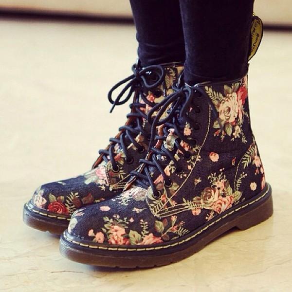 Image result for flower boots