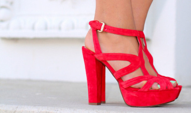 abd4e1c9b04f shoes coral pink red summer high heels strappy heels sandals cut-out heel  zara coral