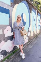 shoes,sunglasses,style archives | the style scribe,blogger,dress,bag