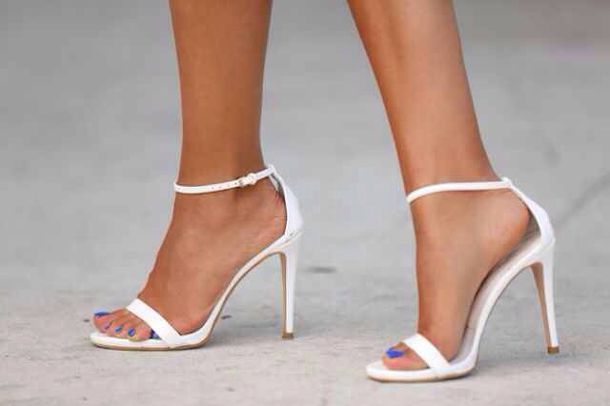White Women's Heels: shopnew-5uel8qry.cf - Your Online Women's Shoes Store! Get 5% in rewards with Club O! PEERAGE Roxy Women Extra Wide Width White & Black Slingback Heel Shoes. 2 Reviews. SALE. Journee Collection Women's 'Simone' D'orsay Satin Rhinestone High Heels.