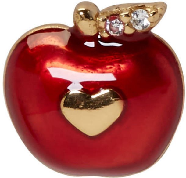 Marc Jacobs red jewels