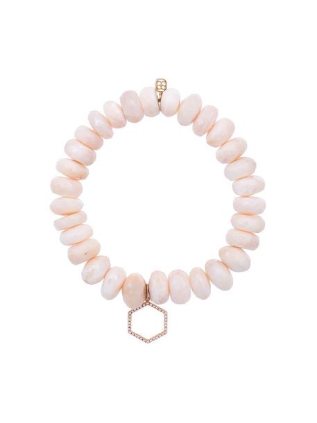 sydney evan beaded bracelet rose gold rose women moon beaded gold purple pink jewels