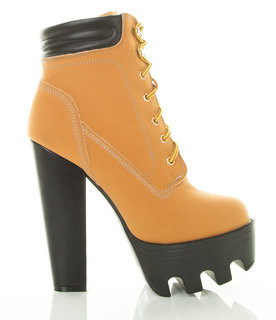 Under construction platform boots – shophouseofsole