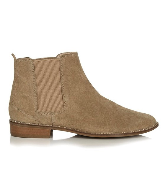 shoes beige suede boots not heavy