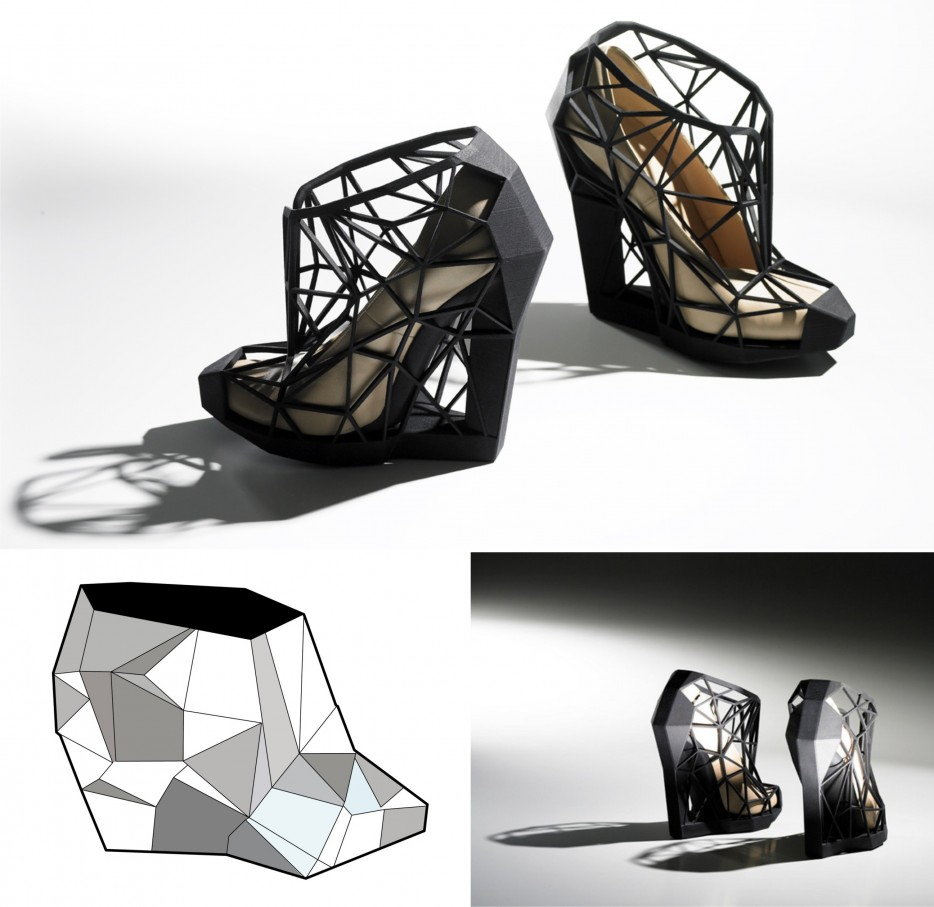 Creative boys club » invisible shoe by andreia chaves