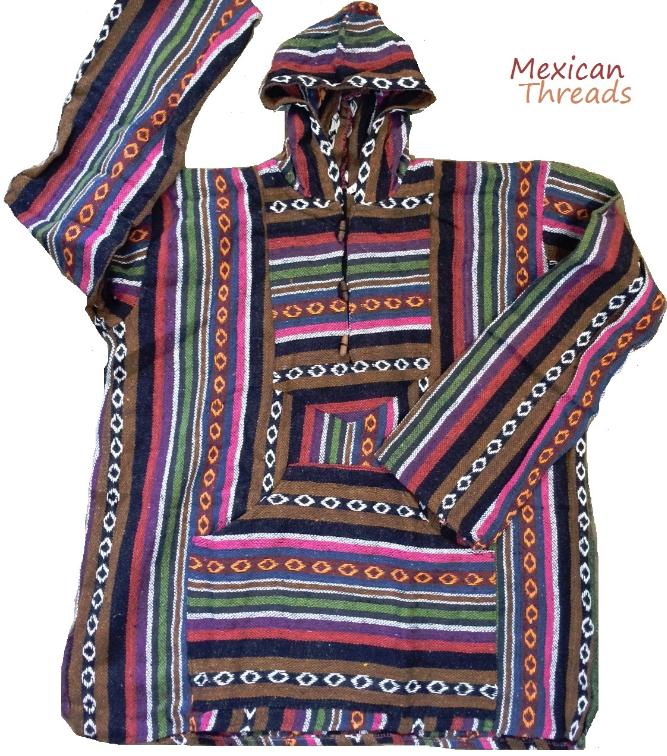 Indian baja hoodies