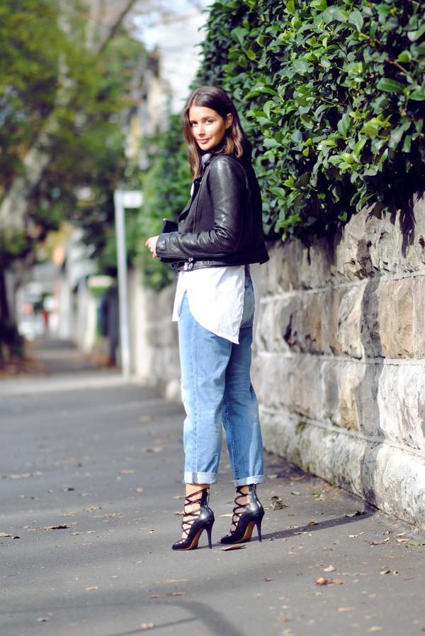 harper & harley jeans jacket top shoes
