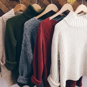 sweater jumoer fall outfits winter outfits halloween cute autumnal cool hipster urban teenagers back to school casual comfy grey white red green cream knit knitwear knitted jumoer wool woolly urban outfitters style fashion knitted sweater warm sweater