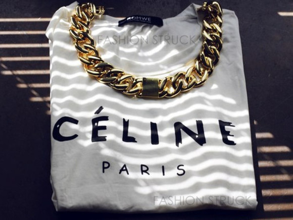 t-shirt paris style blogger top chic celine paris t-shirt casual vogue fashion week blogger tshirt