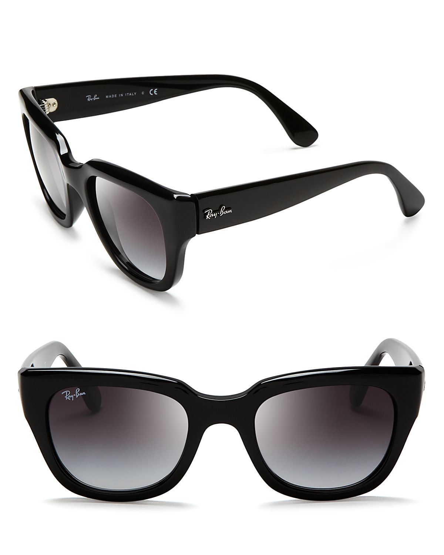 ray ban cat eye wayfarer sunglasses bloomingdale 39 s. Black Bedroom Furniture Sets. Home Design Ideas