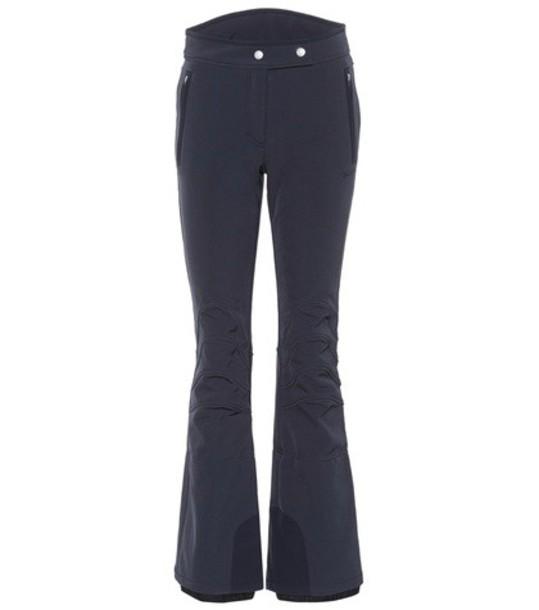 TONI SAILER pants ski pants blue
