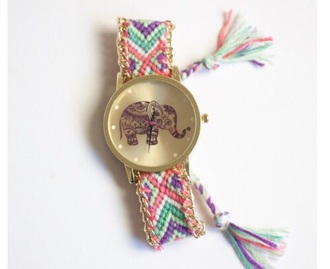 jewels elephant watch