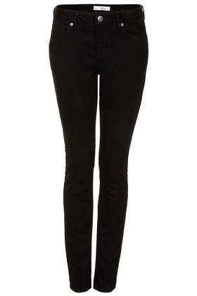 MOTO Black Baxter Skinny Jeans - Jeans  - Clothing  - Topshop