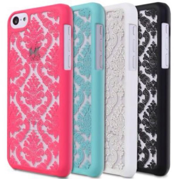 phone cover blue iphone 5c case