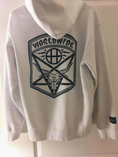 jacket thrasher hoodie huf hoodie