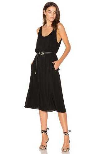 dress slip dress perfect black