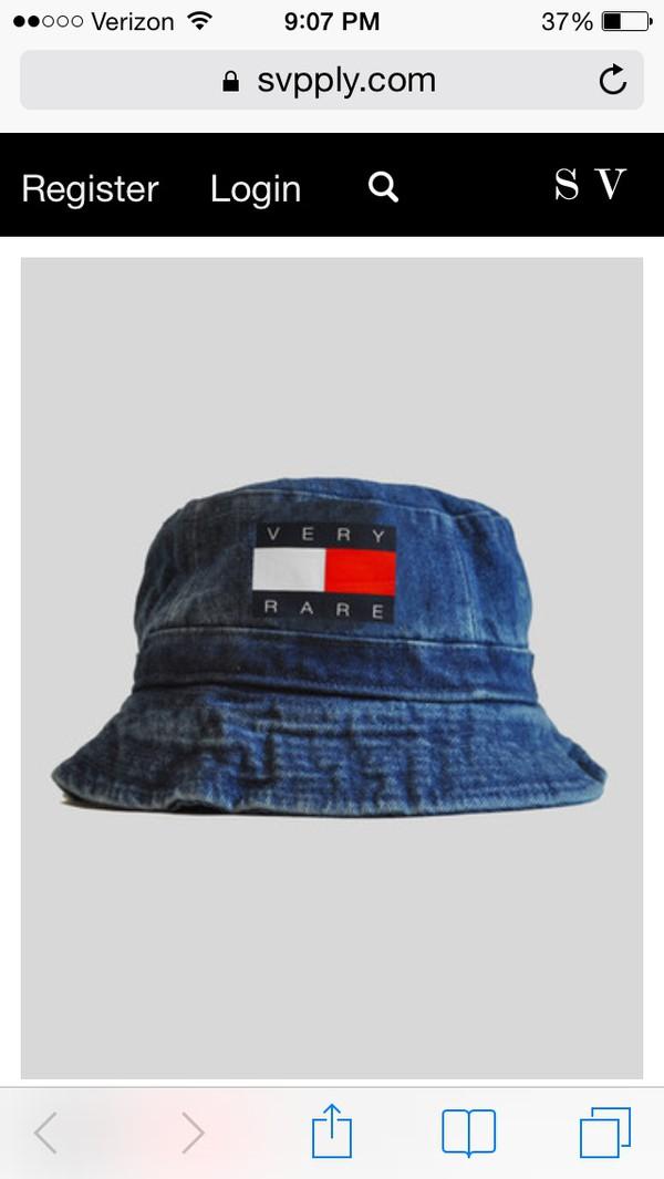 bucket hat hat