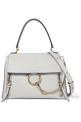 light bag shoulder bag leather