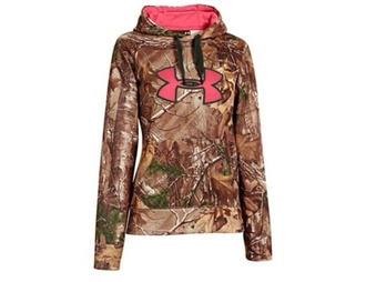 shirt underarmour western upriver camouflage hoodie realtree realtree girl southern country style country girl western shirt woods jacket