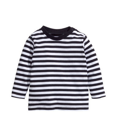 H&M Long-sleeved T-shirt $5.95