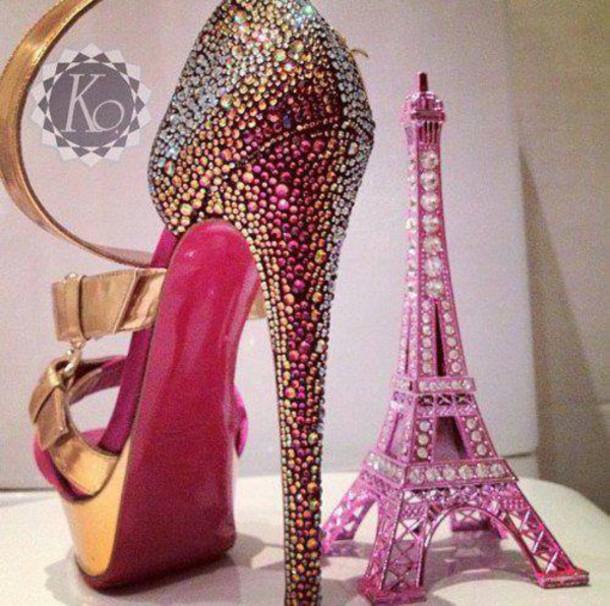 31148ce05a2 shoes high heels heels sandals sandal heels pink pink heels pink high heels  pink bottoms louboutin