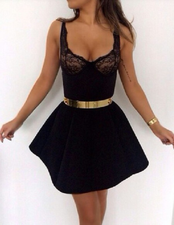 little black dress dress