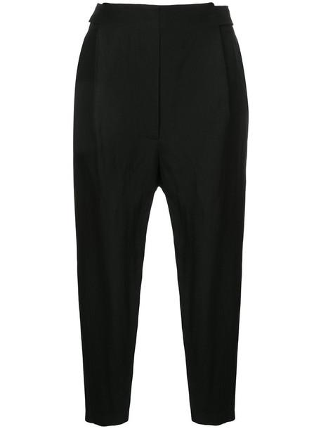 Zambesi cropped women fit black pants